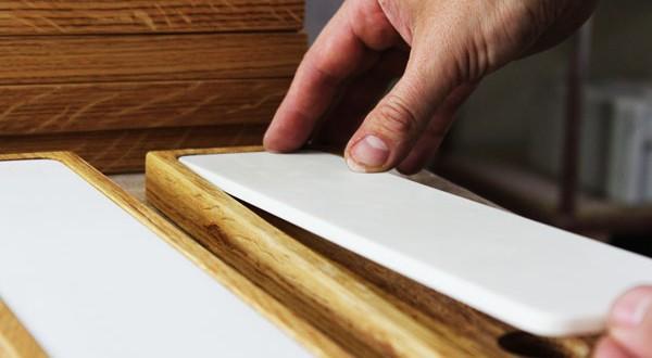 Woodi Einpassung der Einlage 2
