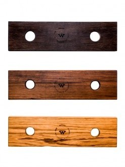 Woodi Smoked Oak - Nut - Natural Oak